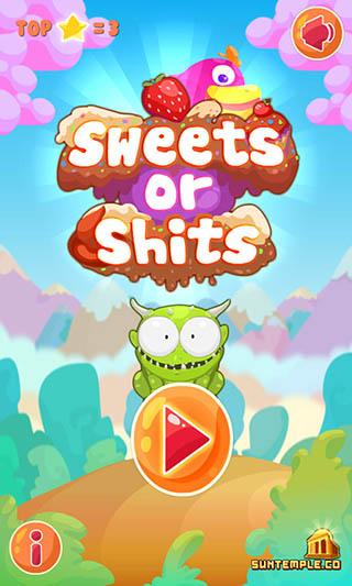 Sweets or Shits Screenshot 0